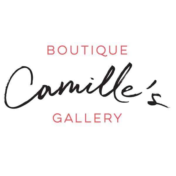 camilles BoutqueGallery logo square